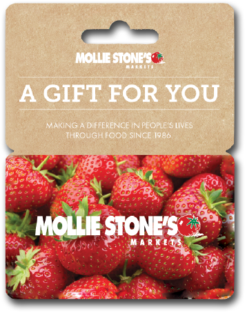 Mollie Stone's Gift Card